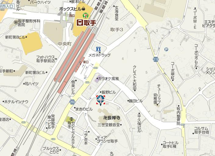 たへい地図