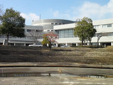 水と緑と祭りの広場